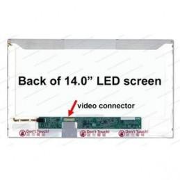 LTN140AT05 Display lcd schermo led 30 pin wxga hd (1366x768)