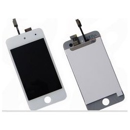 Display + Touch screen Ipod Touch 4g Bianco