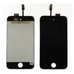 Display + Touch screen Ipod Touch 4g Nero