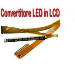 Adattatori cavo led a ccfl (trasforma display da led a lcd) per Toshiba; Hp; Samsung; Dell; Sony; Acer; Lenovo; Asus