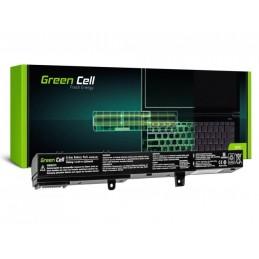 Batteria 14,4V 2200 mHa 4 Celle Asus R508 R556LD R509 X551 X551C X551M X551CA X551MA X551MAV A31N1319
