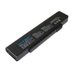 Batteria Acer 11,1 V 4800 mHa 6 CELLE Black ACER Travelmate 3200 C200