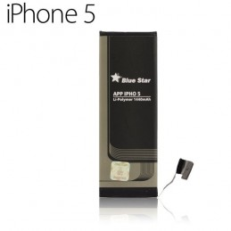 BATTERIA APPLLE IPHONE 5 1440 mAh Polymer (BS) PREMIUM HQ