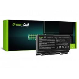 Batteria Asus 11,1 V 4400 mHa 6 Celle Black ASUS X51H  X51L X51R