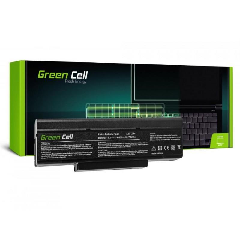 Batteria ASUS 11.1 6600mAh 9 celle A9 A9C A9R A9Rp A9Rt A9T A9W F2 F2F F2Hf F2J F2Je F3 F3E OLIBOOK S1500