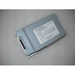 Batteria Fujitsu 10,8 V 4400 mHa 6 CELLE GREY  FUJITSU F/T4010 / Lifebook T4010, T4010D, T4000, FMV-BIBLO Series Laptop Battery