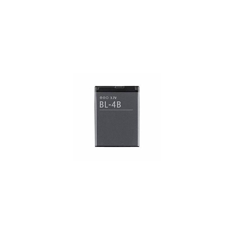 Batteria originale per Nokia BL- 4C 6100, 5100, 7200, 3100, 2300, 7270, 6260, 2650, 6101, 6103, 6131, 6136, 6125, 6300 mAh 1000