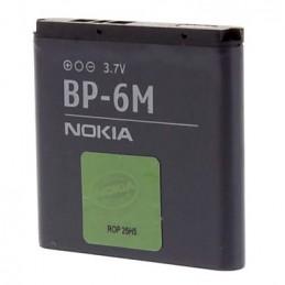 Batteria originale per Nokia BP-6M BP6M N73 N93 9300 6280 / 1000 mAh