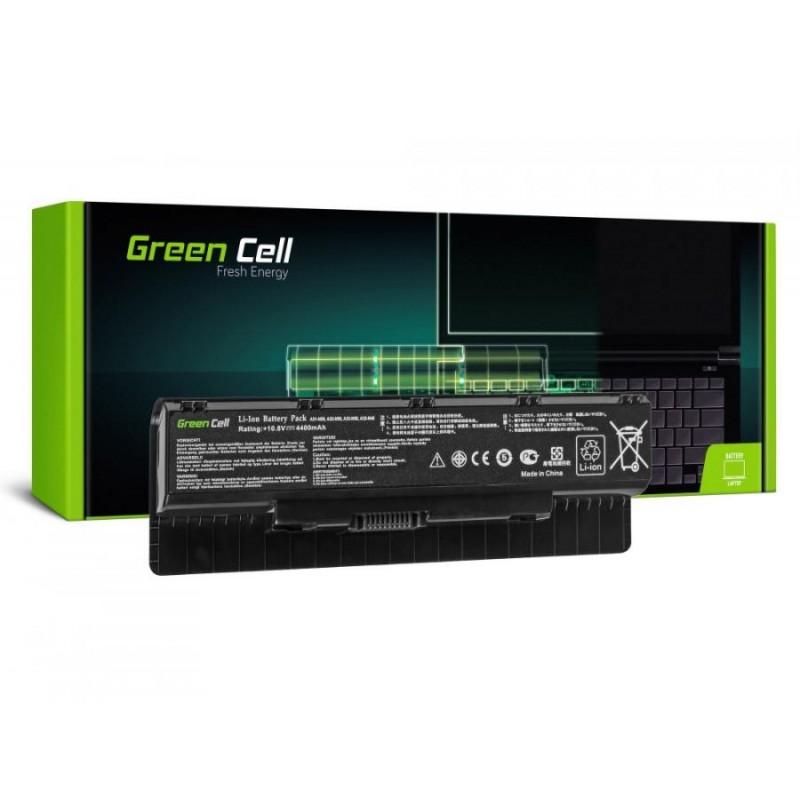 Batteria per Asus A32-N56 N46 N46V N56 N76 / 11,1V 4400mAh