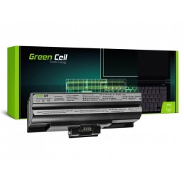 Batteria Sony 11,1 V 4400 mHa 6 Celle black SONY VGP-BPL13VGP-BPS13VGP-BPS13/BVGP-BPS13AVGP-BPS13A/BVGP-BPS13A/QVGP-BPS13A/RVGP-