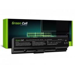 Batteria Toshiba 10,8 V 4400 mHa 6 celle A200 A300 A500 L200 L300 L500