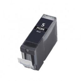 Cartuccia Comp. con CANON PGI 5 BK con chip