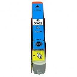 Cartuccia Comp. con EPSON T3362 XL Ciano 33XL