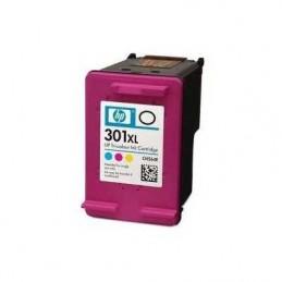 Cartuccia Comp. con HP 301XL 301 XL COLORE Tripla Capacità New Chip