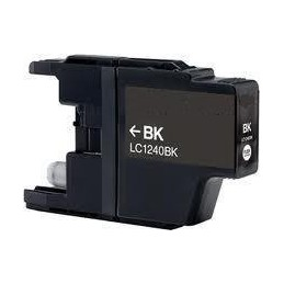 Cartuccia Inkjet compatibile Brother Black LC1240BK LC1280 MFC-J430W J625DW J825DW J835DW J5910DW J6510DW
