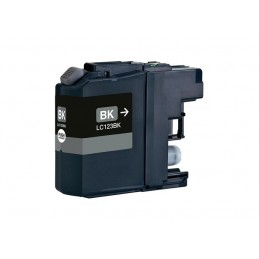 Cartuccia Inkjet compatibile Brother L123 Black DCP-J132W DCP-J152W DCP-J4110DW DCP-J552DW J752DW