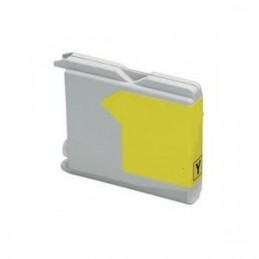Cartuccia Inkjet compatibile Brother LC1000Y LC970 yellow