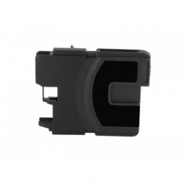 Cartuccia Inkjet compatibile Brother LC1100BK LC980 DCP 145C 165C 185C 195C 197C 375CW 585CW 6690CW nero