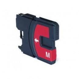 Cartuccia Inkjet compatibile Brother LC1100C LC980C DCP 145C 165C 185C 195C 197C 375CW 585CW 6690CW magenta