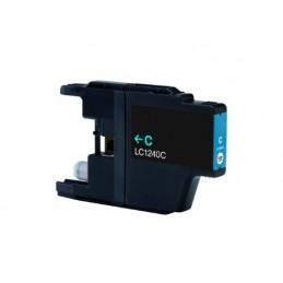 Cartuccia Inkjet compatibile Brother LC1240C LC1280C MFC-J430W J625DW J825DW J835DW J5910DW J6510DW J6710 cyano