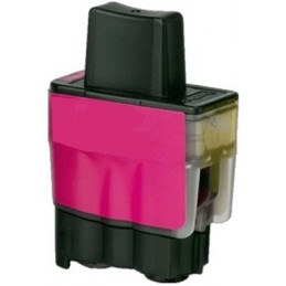 Cartuccia Inkjet compatibile Brother LC900M Magenta