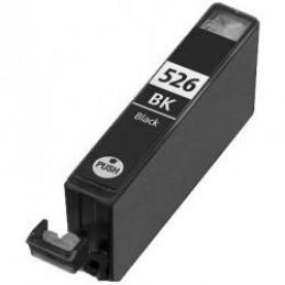 Cartuccia Inkjet compatibile Canon CLI-526BK CLI526 nera con chip