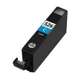Cartuccia Inkjet compatibile Canon CLI-526C CLI526 cyano con chip