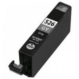 Cartuccia Inkjet compatibile Canon CLI-526GY CLI526 grigio con chip