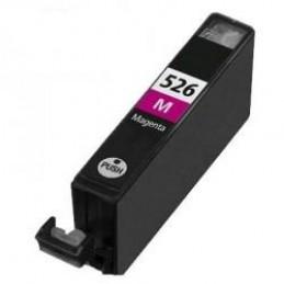 Cartuccia Inkjet compatibile Canon CLI-526M CLI526 magenta con chip