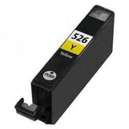Cartuccia Inkjet compatibile Canon CLI-526Y CLI526 yellow con chip