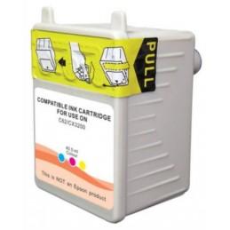 Cartuccia Inkjet compatibile Epson Stylus C62 CX3200 T041 tricolor
