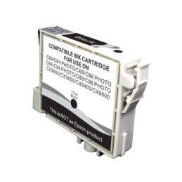Cartuccia Inkjet compatibile Epson Stylus C64 C66 C84 CX3650 CX6400 CX600 T0441 nero