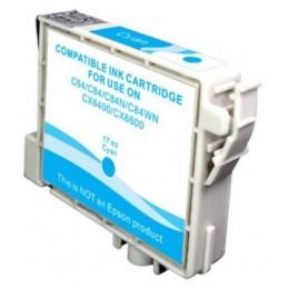 Cartuccia Inkjet compatibile Epson Stylus C64 C66 C84 CX3650 CX6400 CX600 T0442 cyano