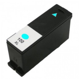 Cartuccia Inkjet compatibile Lexmark PLATINUM PRO905, PRESTIGE PRO805, PREVAIL PRO705, PROSPECT PRO205 cyano XL