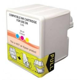 Cartuccia Inkjet per Epson Stylus C48 T067 tre colori
