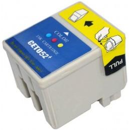 Cartuccia Inkjet per Epson T052 Stylus Color 400 440 460 600 640 660 tre colori