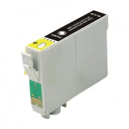 Cartuccia Inkjet per Epson T0551 Stylus Photo R240 RX420 RX425 RX520 nero