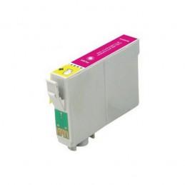 Cartuccia Inkjet per Epson T0713 magenta