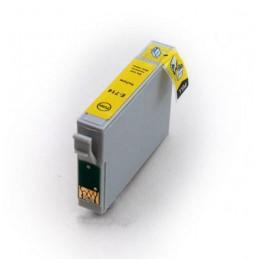 Cartuccia Inkjet per Epson T0714 yellow