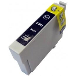 Cartuccia Inkjet per Epson T0801 R265 R285 R360 RX560 RX585 RX685 PX710W PX800FW PX810FW nera