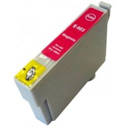 Cartuccia Inkjet per Epson T0803 R265 R285 R360 RX560 RX585 RX685 PX710W PX800FW PX810FW magenta