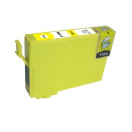 Cartuccia Inkjet per Epson T1284 Stylus S22 SX125 SX420W SX130 SX230 SX235W SX440W BX305F yellow
