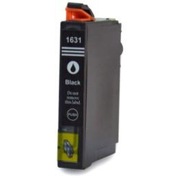 Cartuccia Inkjet per Epson T1631 WorkForce WF-2010 WF-2510WF WF-2520N WF-2530WF WF-2540WF nera