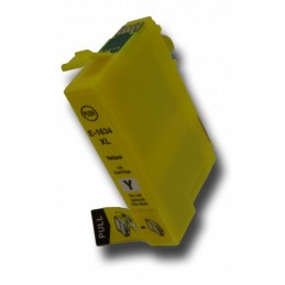 Cartuccia Inkjet per Epson T1634 WorkForce WF-2010 WF-2510WF WF-2520N WF-2530WF WF-2540WF yellow
