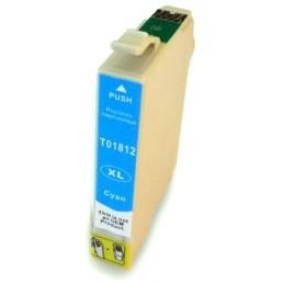Cartuccia Inkjet per Epson T1812 XP-102 XP-202 XP-212 XP-215 XP-312-XP-315 -XP255 XP-402 cyanoCod: EPT1812