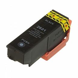 Cartuccia Inkjet per Epson T2621 Expression Premium XP-600 XP-610 XP-605 XP-700 XP-800 nera