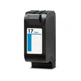 Cartuccia Inkjet per HP 17 C6625A DeskJet 816C 825C 840C 845C tricolore