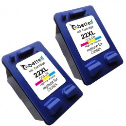 Cartuccia Inkjet per HP 22 XL C9351AE Colore