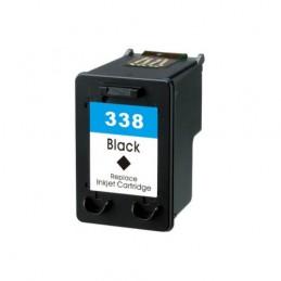 Cartuccia Inkjet per HP 338 XL C8765EE Nera DOPPIA CAPACITà