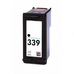 Cartuccia Inkjet per HP 339 C8767EE Nera ALTA CAPACITà
